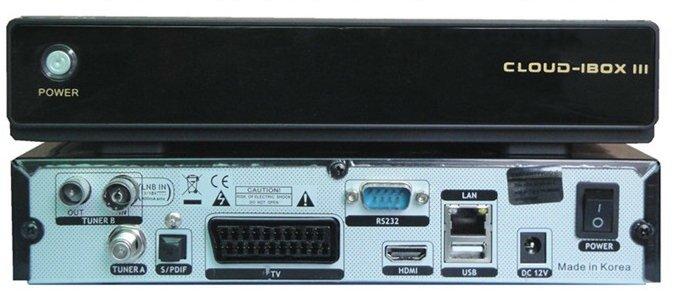 Ricevitore Hd Linux Cloud Ibox3 HDMI TV Combo Cloud IBox 3 III Decoder
